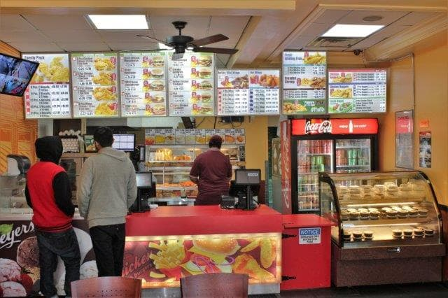 Texas Chicken and Burgers   255-21 Hillside Ave, Queens, NY